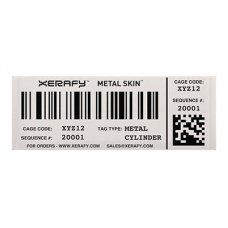 RFID метка UHF на металл XERAFY Mercury Metal Skin Label